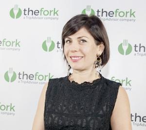 """Raquel Bravo (TheFork): """"Estamos notando un incremento de las reservas, situándonos por encima de cifras de 2019"""""""