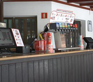 Arranca el proyecto piloto de dispensación de bebidas sin contacto de Coca-Cola