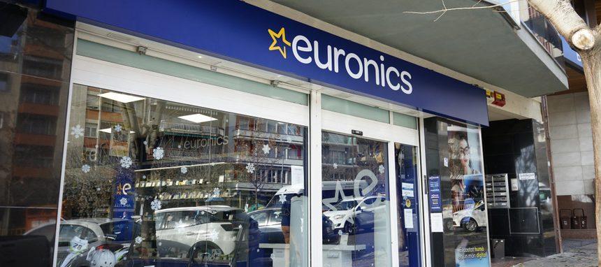 Candelsa comunica que ha identificado Euronics Berga