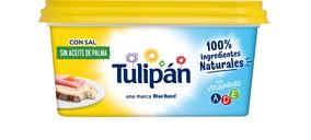 Tulipán elimina el aceite de palma
