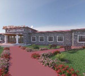La nueva residencia de Trabazos abre con 42 plazas, que ampliará próximamente hasta las 110