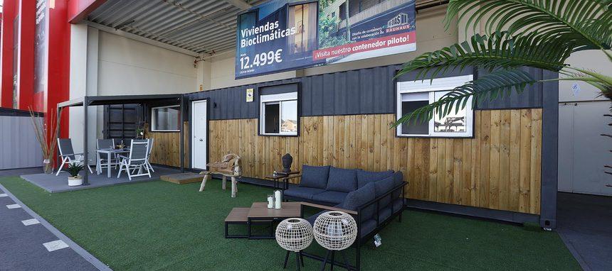 Bauhaus comienza a vender viviendas asequibles de contenedores
