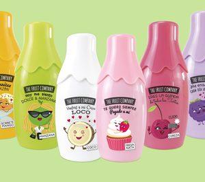 Perfums & Beauty da el salto a una nueva categoría con su marca The Fruit Company