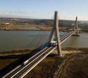 Ulma Construction participa en la remodelación del puente Internacional Guadiana