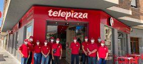 Telepizza inaugura su primer local en Almoradí