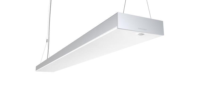 Trilux presenta su nueva luminaria con sensor de CO2