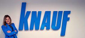 La sucursal española de Knauf incorpora a tres directivos