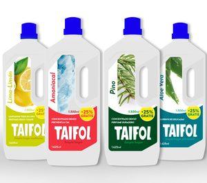 'Taifol' crece mientras apuesta por la renovación de imagen y la ampliación de gama