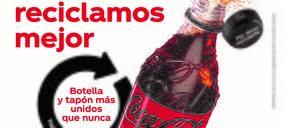 Llegan al mercado las primeras botellas de 'Coca-Cola' con el tapón adherido
