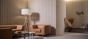 Krion lanza la colección de paneles decorativos Wave