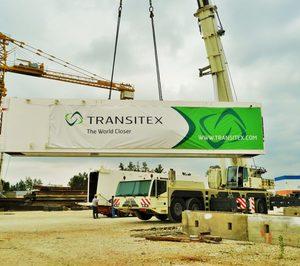 Transitex suma oficinas y disminuye facturación