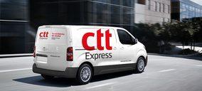 CTT Express sigue ampliando su estructura