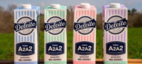 Leite Noso lanza una innovadora leche más digerible, tras multiplicar por cinco su negocio