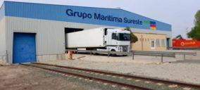 Grupo Marítima Sureste abrirá una nueva línea ferroviaria de mercancías entre Murcia y Reino Unido