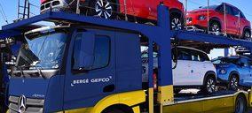Bergé Gefco salva el curso pese a la caída de la automoción