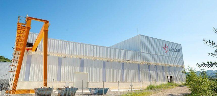 Lekort mantiene su ritmo inversor y ampliará su fábrica en Navarra