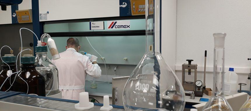 Cemex estrena su nuevo laboratorio central en Buñol