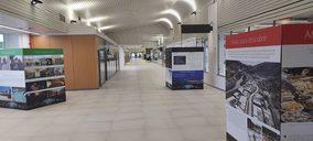 Artesolar renueva la iluminación interior del aeropuerto de Vitoria-Gasteiz