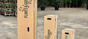 IP desarrolla un innovador packaging de cartón para Interflora