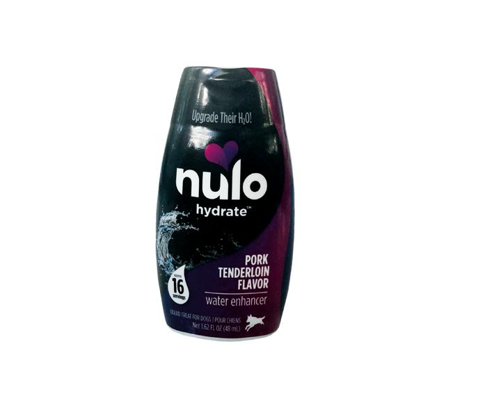 Nulo Hydrate Pork Tenderloin Flavor Water Enhancer (4)