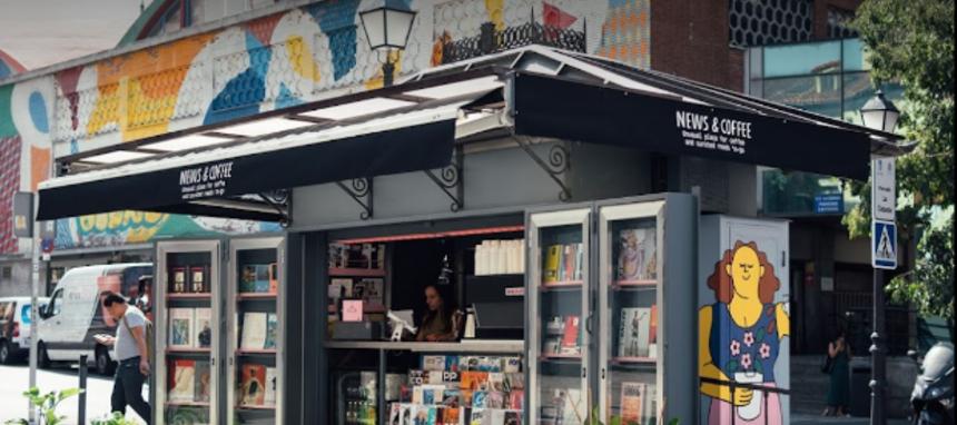 Los quioscos de prensa con venta de café News & Coffee siguen creciendo