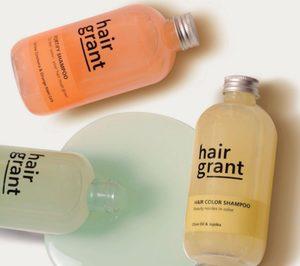 Profesional Cosmetics entra en gran consumo con el lanzamiento de 'hair grant'