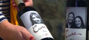 Cvne personaliza sus botellas de vino de la mano de Epson