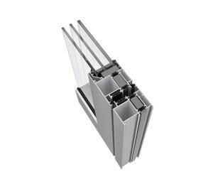 Exlabesa presenta su nuevo sistema de puerta de aluminio