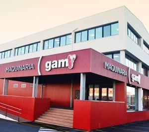 GAM compra la división de movimiento de cargas de Ascendum en Portugal
