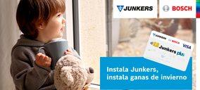Junkers Bosch, nueva campaña para premiar la fidelidad de sus instaladores inscritos en Club Junkers plus