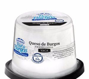 ¿Cuánto ha pagado Capsa por Lácteas Flor de Burgos y cuál será su estrategia en quesos?