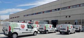 Híper Usera sigue ampliando su flota de vehículos de GNC