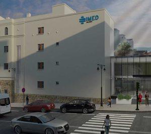 Imed invertirá 5 M en la reforma del Sanatorio San Jorge de Alcoy
