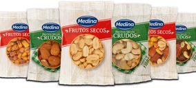 Aperitivos Medina amplía su gama de frutos secos on the go