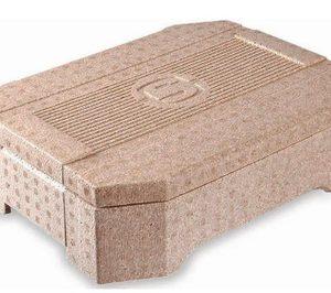 Storopack lanza una caja isotérmica compostable