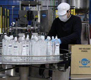 """Laboratorios Vinfer avanza en la mejora de sus servicios tras un año """"excepcional"""""""