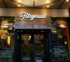 The Fitzgerald debuta en Madrid