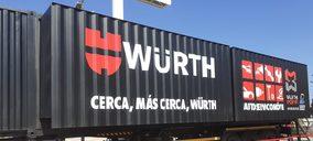 Würth inaugura su primer autoservicio móvil