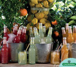Sanmy distribuirá en España las aguas y bebidas orgánicas Galvanina
