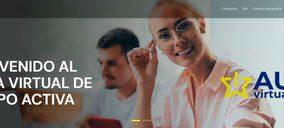 Nueva Aula Virtual de Grupo Activa