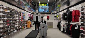 Base Detall Sport impulsa su red de tiendas con aperturas de sus dos enseñas