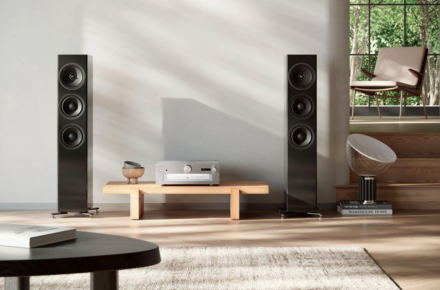 Technics suma novedades de audio