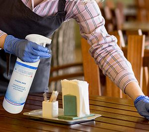 Sanosil lanza una gama de desinfectantes profesionales que se pueden usar sin EPI