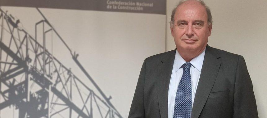 La Confederación Nacional de la Construcción nombra a Mariano Sanz Loriente secretario general