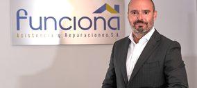 Ricardo Gomar, nuevo director general de la empresa de reparaciones en el hogar Funciona