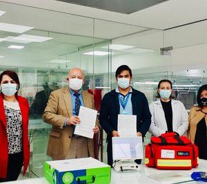 Sivsa concluye un proyecto piloto de telemedicina en Perú
