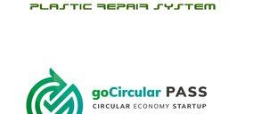 Plastic Repartir System recibe el 'goCircular Pass'