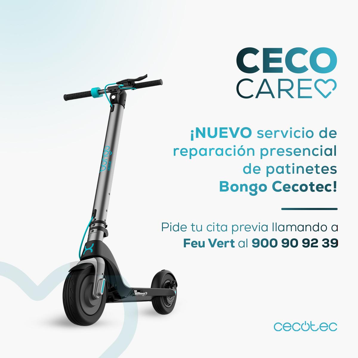 Cecotec, nueva alianza con Feu Vert