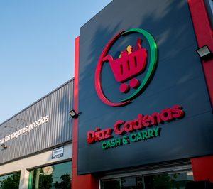 Díaz Cadenas inaugura su segundo establecimiento en Jaén