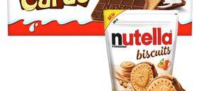 Ferrero Ibérica se confirma como una revelación en el mercado de galletas